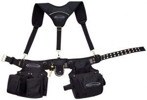 McGuire-Nicholas 6-Piece Heavy Duty Suspension Rig With Suspenders