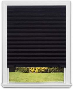 Redi Shade Original Blackout Pleated Paper Shade