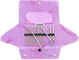 Addi Click Rocket Lace Long Tip Interchangeable Circular Knitting Needle System