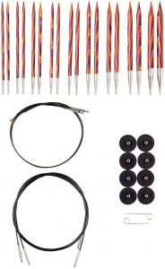 Knit Picks Options Wood Interchangeable Knitting Needle