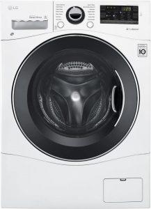 LG WM3488HW Washer/Dryer Combo