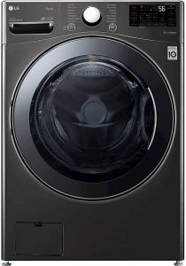 LG WM3998HBA Front Load Washer & Dryer Combo