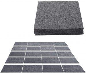 Nisorpa Commercial Carpet Floor Tiles