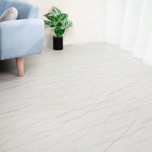 Waterproof Marble Vinyl Flooring by Dureidos